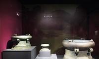 Exposition d'antiquités