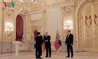 Le président russe apprécie les relations avec le Vietnam