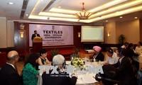 «Textile : coopération indo-vietnamienne»