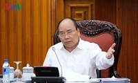 Nguyên Xuân Phuc: accélérer la construction de la voie ferrée urbaine de Ho Chi Minh-ville