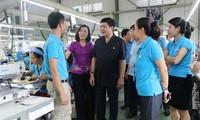 La fête du Travail : la CGT appelé à devenir un appui des travailleurs vietnamiens