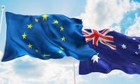 """Négocier un accord commercial UE-Australie est """"un signal politique fort"""""""
