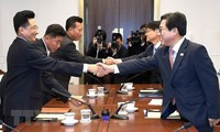 Jeux Asiatiques-2018: les deux Corées présenteront des équipes unifiées