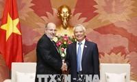 Pour une coopération parlementaire renforcée entre le Vietnam et Cuba