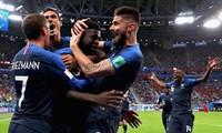 Coupe du monde: les Bleus en finale pour la 3e fois en 20 ans