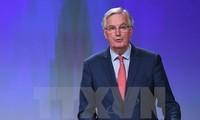 """Barnier: le Livre blanc sur l'après-Brexit soulève une """"série de questions"""""""