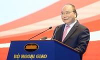 Nguyên Xuân Phuc plaide pour une diplomatie créative et souple