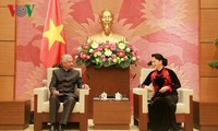 Des représentants de l'ONU reçus par Nguyên Thi Kim Ngân