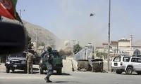 Afghanistan: des roquettes tirées sur Kaboul
