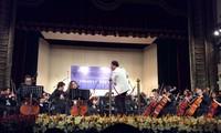Concert pour la Journée de la musique du Vietnam