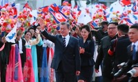 Le président Moon à Pyongyang pour un nouveau sommet intercoréen