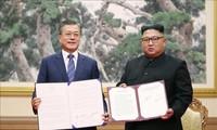 La République de Corée approuve la Déclaration de Pyongyang