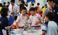 Robothon 2018: valoriser la créativité chez les élèves