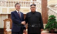 Moon pourrait aller au mont Halla avec Kim Jong-un en cas de visite à Séoul