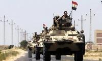 Début de l'exercice militaire conjoint «Bouclier arabe 1» en Égypte