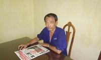 Nguyên Duc Cuong, citoyen d'élite de la capitale 2018
