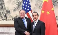 Rencontre entre dirigeants américains et chinois à Washington