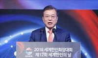 L'alliance Séoul-Washington doit continuer pour toujours, selon Moon Jae-in