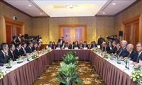 Vietnam-Cuba: table ronde des entreprises