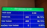 Le Vietnam ratifie le CPTPP