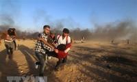 Gaza: six Palestiniens et un soldat israélien tués dans des échanges de tirs