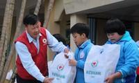 Lâm Dông: plus de 19 milliards de dongs collectés pour les pauvres et victimes de l'agent orange