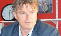 Fabien Roussel succède à Pierre Laurent à la tête du Parti communiste