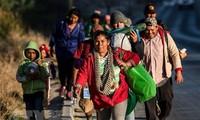 Donald Trump menace de fermer totalement sa frontière avec le Mexique pour éviter les flux de migrants