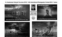 Les photographes vietnamiens primés à un concours de photographie en Turquie