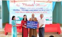 Thich Dông Tân, un bonze généreux