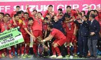 Football : d'importantes récompenses pour le Onze vietnamien