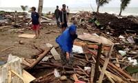 Indonésie: au moins 62 morts et 600 blessés après un tsunami