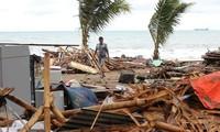 Tsunami en Indonésie: le Vietnam exprime sa sympathie