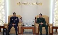 Vietnam-Japon: Intensifier la coopération dans la défense
