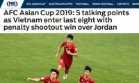 La presse internationale salue la victoire du Onze vietnamien