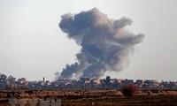 Israël annonce qu'il mène des frappes sur des cibles iraniennes en Syrie