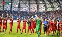 Coupe de football d'Asie 2019: Le Vietnam, l'unique représentant de l'Asie du Sud-Est en quart de finale