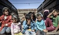 Aides d'urgence de l'OMS aux habitants du nord-est de la Syrie