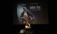 Le solo de la vielle à roue millénaire de l'artiste français à Hanoi