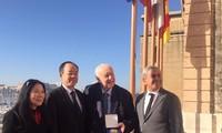 Approfondir les coopérations entre le Vietnam et Marseille (France)
