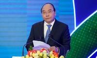 Coup d'envoi du Programme de santé national par Nguyên Xuân Phuc