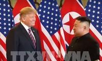 """Donald Trump : Les relations avec le leader nord-coréen Kim Jong Un sont """"très bonnes"""""""