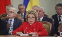 Présidente du Sénat russe: Moscou fera tout pour empêcher une intervention US au Venezuela