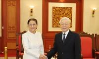 Vietnam-Laos: pour une communion encore plus importante
