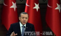 Erdogan veut contrôler la zone de sécurité dans le nord de la Syrie