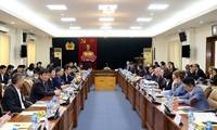 Le Vietnam garantit un environnement sûr aux investisseurs étrangers