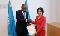 Le FIDA salue les contributions du gouvernement vietnamien