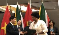 Afrique du Sud-Vietnam renforcent leurs relations commerciales