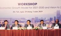 Modèle de croissance économique du Vietnam pour la période 2021-2030