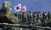 Des médias nord-coréens dénoncent les exercices militaires sud-coréens